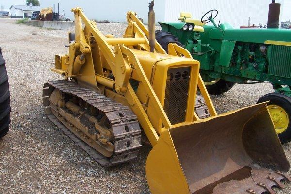 15181: John Deere 440 Crawler with loader #458186