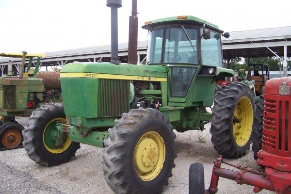 11425: John Deere 4430 Tractor #57303