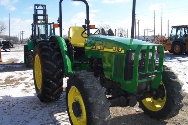 1008: JD 5310 Tractor