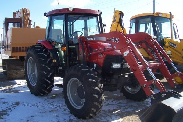 1009: Case JX95 Tractor