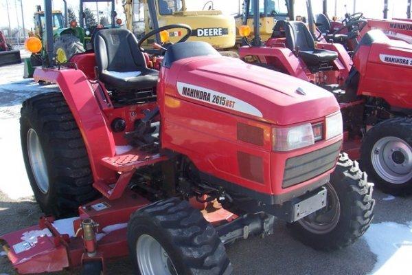 1017: Mahindra 2615 Tractor