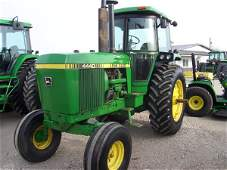 1104: JD 4440 Tractor