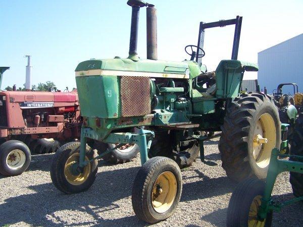 51: John Deere 4430 High Crop Farm Tractor