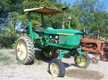 181: John Deere 2510 Hi Crop Farm Tractor