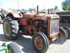 3927: Allis Chalmers A Antique Farm Tractor