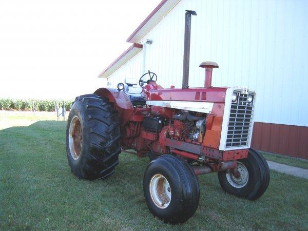 19761: 1966 International 1206 Standard Ser. # 8128