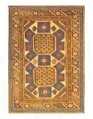 Antique Caucasian Kazak, Size 2'8'' X 3'9''