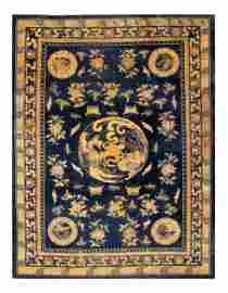Antique Chinese Peking, Size 11' x 14'