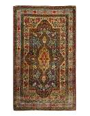 Antique Persian Kerman Rug, Size 3' x 5'