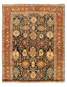 Antique Persian Sultanabad, Size 10' X 13'8''