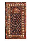 Antique Caucasian Kazak rug 2'11'' X 5'4''