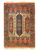 Antique Turkish Kazak 3' X 4'6''