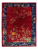 Fine antique chinese art Deco 8'9'' X 11'3''