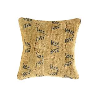 Vintage Turkish Pasargad Pillow