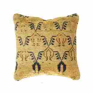 Vintage Turkish Pasargad Pillow