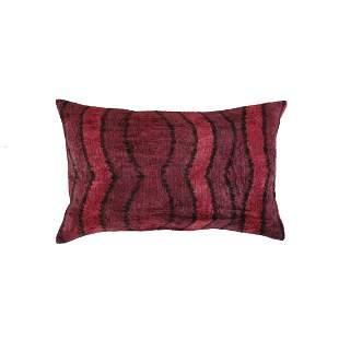 TI 309 Royal Velvet Handmade Pillow