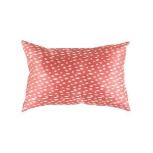 TI 254 Pink Velvet Pillow 16'' X 24''