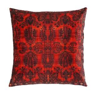 Persian Rug Throw Pillow 20' X 20'