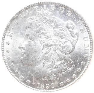 1890-CC Morgan $1