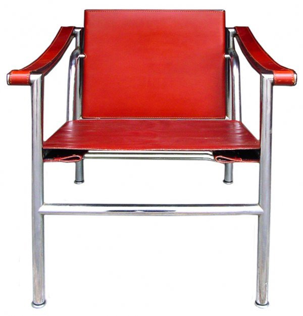 20: B301 Armchair designed by Le Corbusier for Cassina