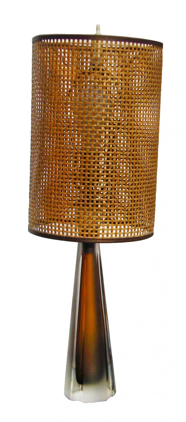 24: Murano glass: Distinctive lamp