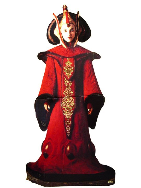 2: Movie Poster: Star Wars Episode-I standee
