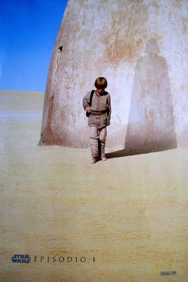 5: Movie Poster: Star Wars-1 Phantom Menace