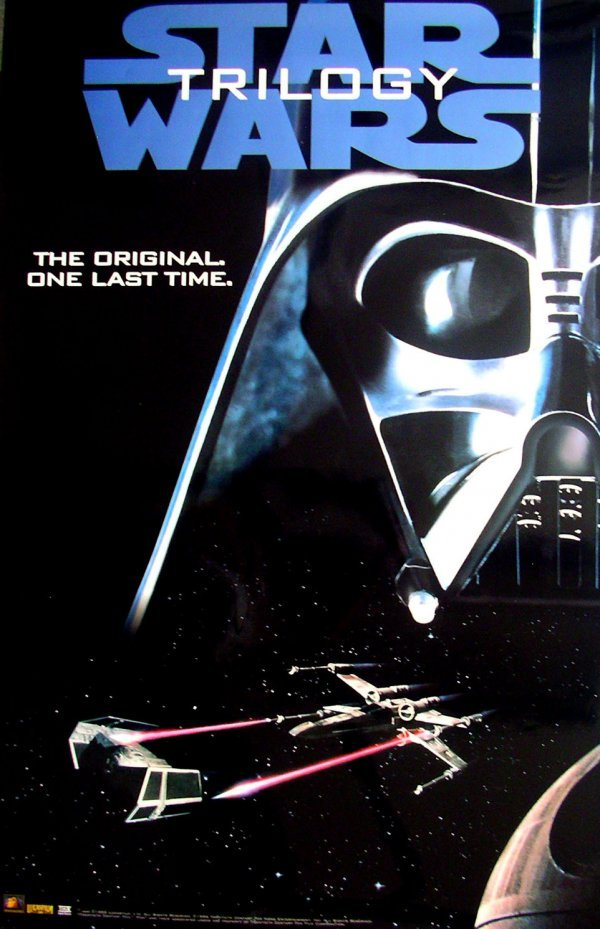 6: Movie Poster: Star Wars Trilogy - Empire of Dreams