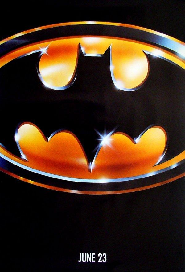 22: Movie Poster: Batman, advance 1989