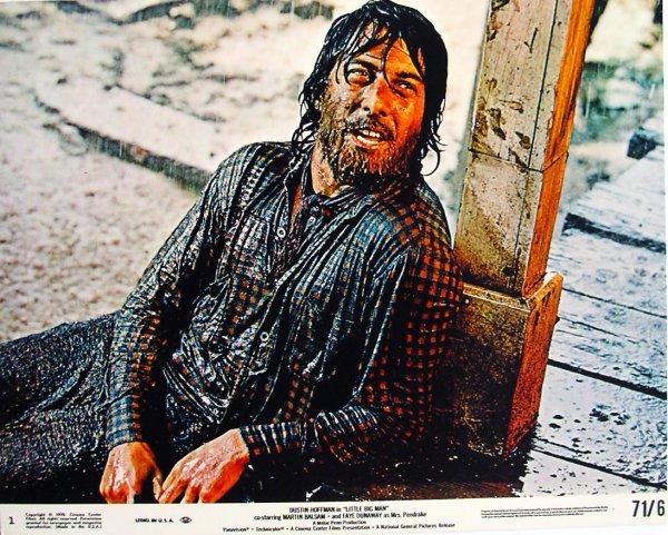 228: Lobby Cards: Little Big Man, Dustin Hoffman - 2
