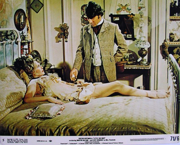 228: Lobby Cards: Little Big Man, Dustin Hoffman - 3