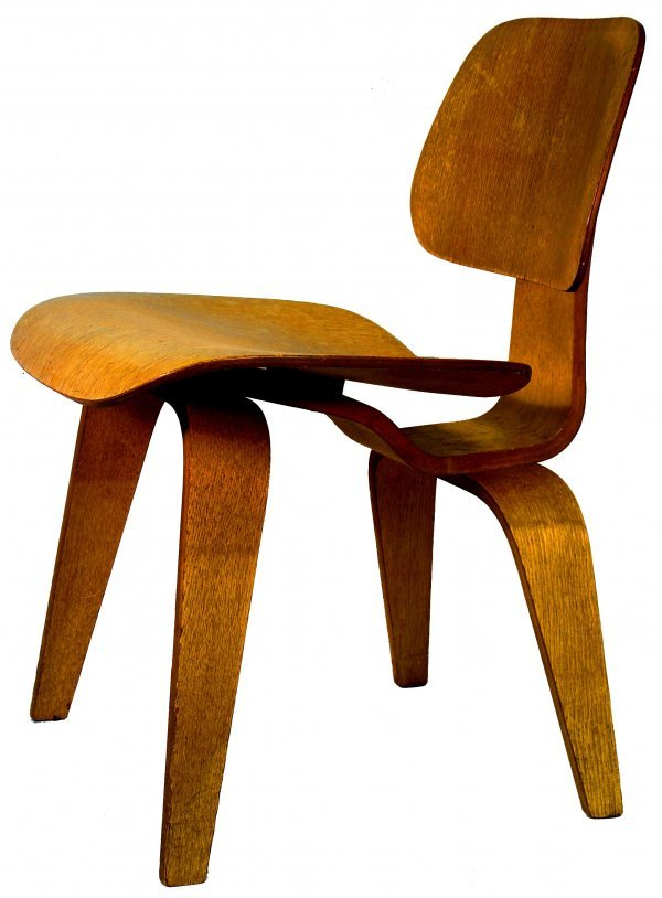 88: Vintage Eames DCW Chair