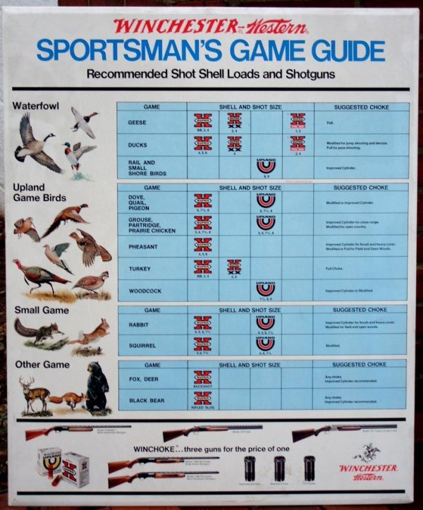 2009: Winchester Western Game Guide