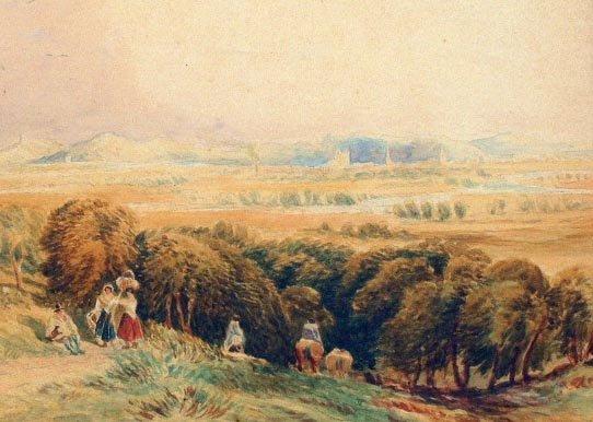 10: Painting: David Cox (elder)