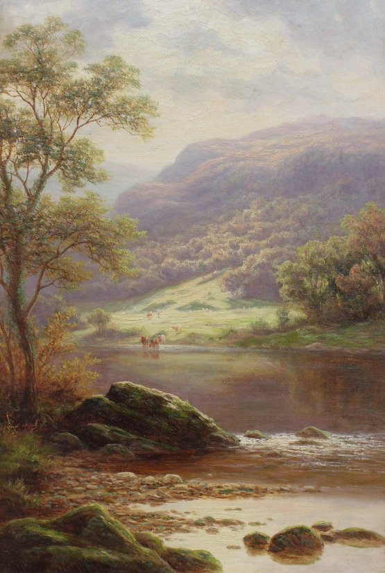 11: Painting: William Mellor