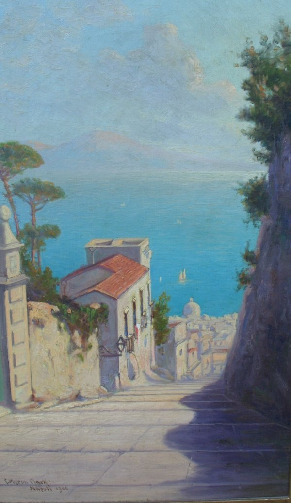 33: Painting: F. Myron Mark