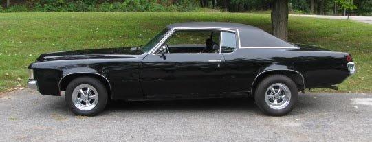 76: 1969 Pontiac Grand Prix-J Model