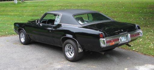 76: 1969 Pontiac Grand Prix-J Model - 3