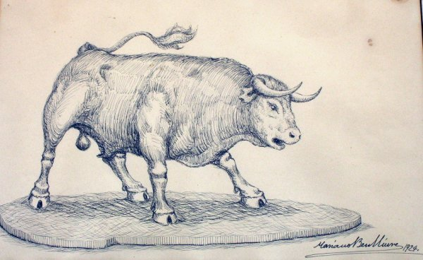 12: Painting:  Mariano Benlliure y Gil
