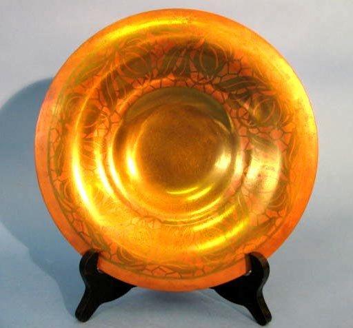 56: Tiffany & Co. Copper Bowl