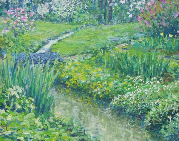 74B: Paintings:  Wally Ames