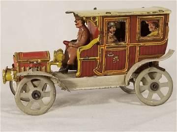 German Penny Toy Limousine - Meijer