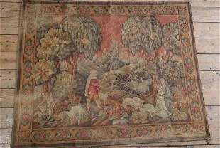 Antique Tapestry ~ Belgian