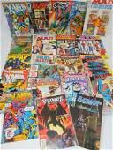 Marvel DC Comic Books Mad Superman XMen Plus Lot
