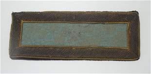 Civil War Union Infantry Lieutenant Shoulder Board