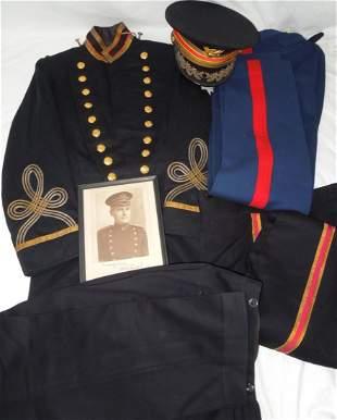 M1902 US Army Officer Dress Uniform Cap Pants Lot