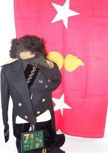 1930s Chief of Ordnance Major General Uniform Chapeau