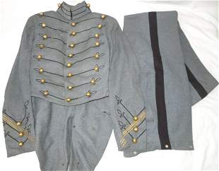 Class of 1923 USMA West Point Named General Uniform