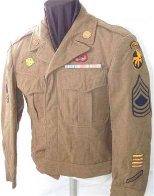 WWII 17th Airborne 8th Infantry Div. Glider Uniform