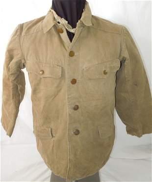 WWII Japanese Army Winter Uniform Jacket & Pants
